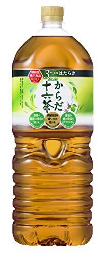 アサヒ飲料 十六茶 からだ十六茶2L×6本