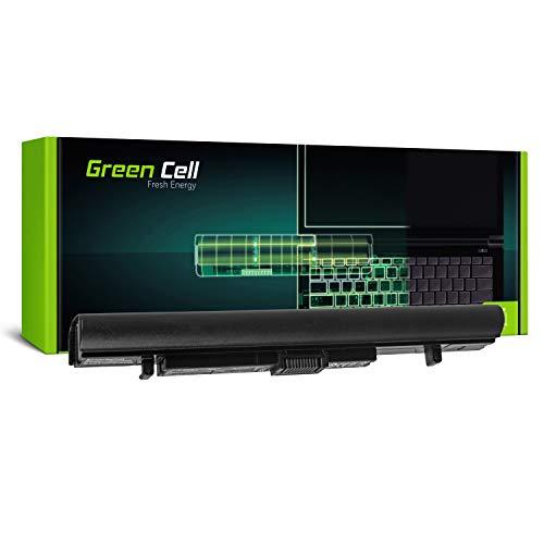 Green Cell® Standard Serie PA5212U-1BRS Batería para Toshiba Satellite Pro A30-C A40-C A50-C R50-B R50-C Tecra A50-C C50 Z50-C Ordenador (4 Celdas 2200mAh 14.8V Negro)