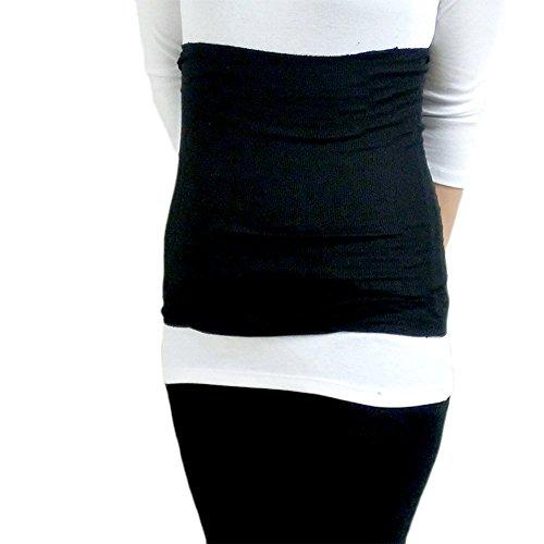上質シルク100% 腹巻 35cm レギュラー丈 日本製 光沢がある絹紡糸を100%使用。 温活 ・ 妊活 応援アイテ...