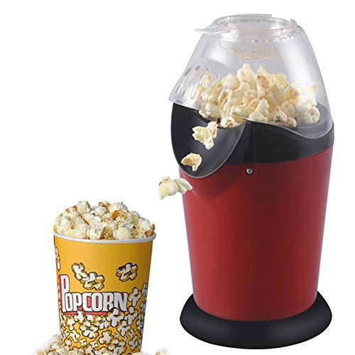 Great Price! LUSHUN Machine à Pop-Corn à Air Chaud Rapide Machine à Popcorn Electrique avec Tasse...