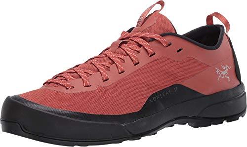 Arc'teryx Konseal LT Shoe Women's | Lightweight Approach Shoe | Leal/Black, 5.5
