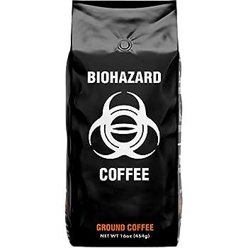 Best biohazard coffee Reviews