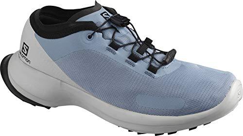 Salomon Sense Feel W, Zapatillas de Trail Running Mujer, Azul (Ashley Blue/Lunar...