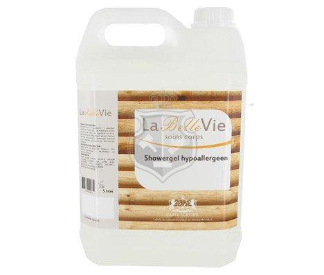 La Belle Vie douchegel naturel hypoallergeen 5 liter