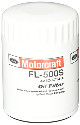 Ford Genuine Parts AA5Z-6714-A Oil Filter
