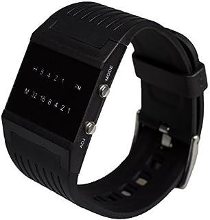 getDigital 6202 - Reloj de pulsera binario digital para