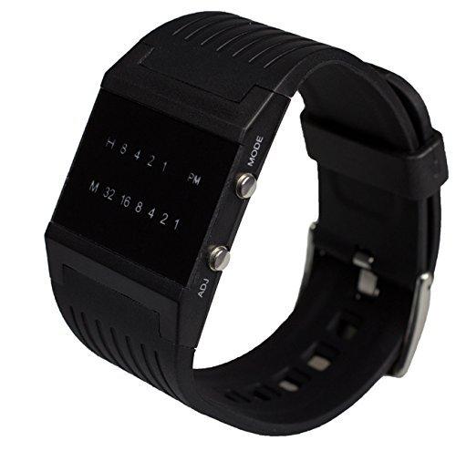 getDigital Binäre Armbanduhr für Einsteiger
