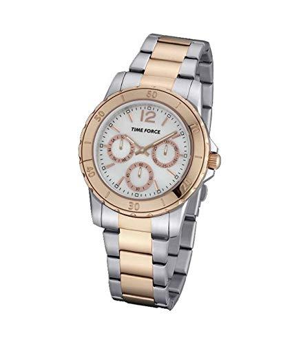 TIME FORCE TF4191L15M - Reloj Señora metálico