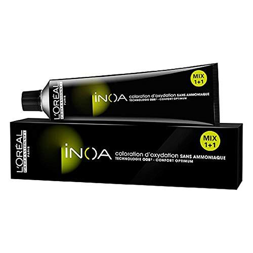 L'Oréal Professionnel Inoa 6,11 Dunkelblond Tiefes Asch, 60 ml