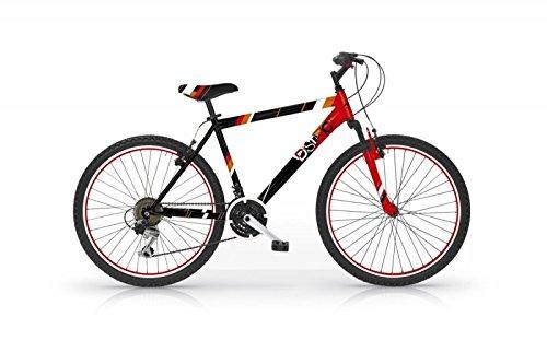 MBM District - Bicicleta de montaña para hombre (26')