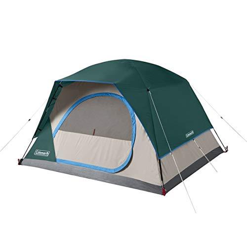Coleman SKYDOME Tent 4P Evergreen C002