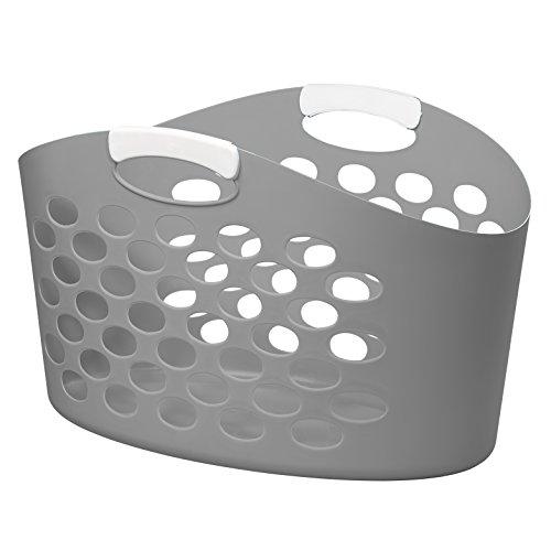 Elliott – Sorbo 45 liter wasmand, grijs, 38 x 40 x 63 cm