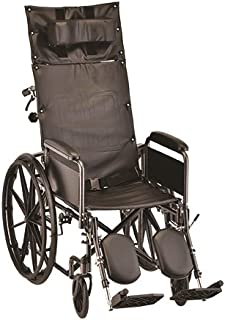 Nova 6200S 20 inch Recliner Wheelchair