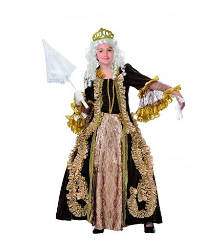 Fiesta y Carnaval, S.L.. DISFRAZ MARQUESA INFANTIL - Talla 6
