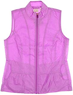 EP Pro New Womens Vest Medium M Lotus Purple