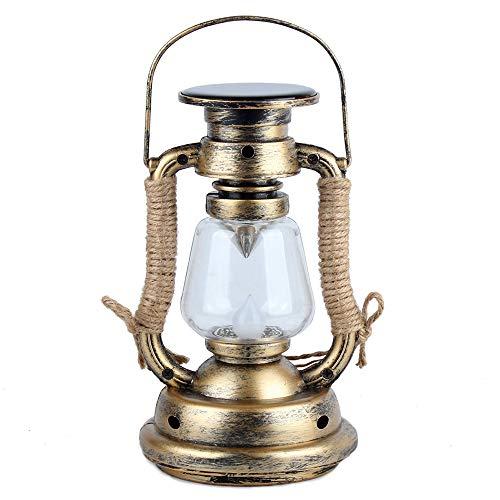 Noël Firefly DEL Lampe de table ~ Verre Coloré Lampe ~ Rouge