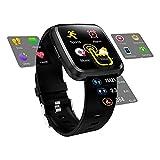 Innova Smartwatch-Innova-Square-Full-Touch-Swc8Ft, Negro
