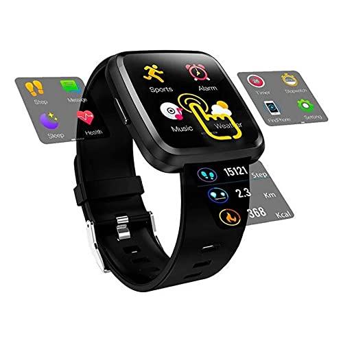 Oferta de Innova Smartwatch-Innova-Square-Full-Touch-Swc8Ft, Negro