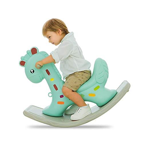 AYY Giocattolo cavallo a dondolo bambino, Giocattolo bilanciere animale, Giocattolo bilanciere zebra infantile for 1-3 anni, Cavallo a dondolo bambino / Cavallo a dondolo zebra / Cavallo a dondolo bam