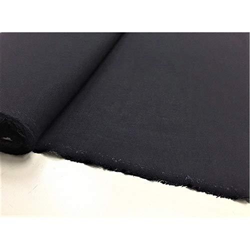 Canvas, Camel-Hair, voor interieurs, jassen, jassen, licht gewicht zomer wit of zwart hoog 70 cm Nero