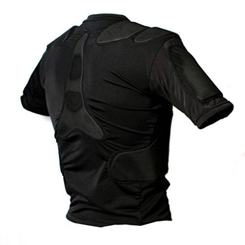 Barnett RSP-PRO 8 Rugby shoulder pad pro, barnett