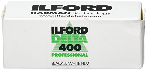 Ilford Delta 400/120 Paquete de 5