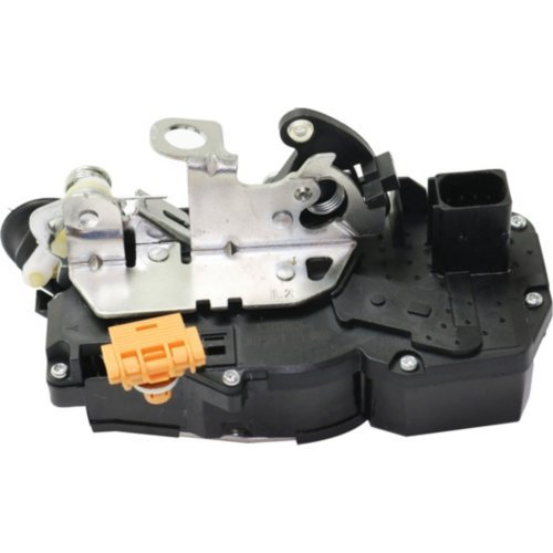 Door Lock Actuator compatible with Cadillac CTS 08-14 Rear Left Side Integrated w/Latch