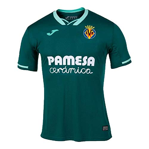Joma 2019-2020 Villarreal Away Football Soccer T-Shirt Trikot