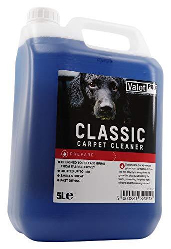 ValetPRO IC8-5L Classic Carpet Cleaner Teppich, 5 L Kanister
