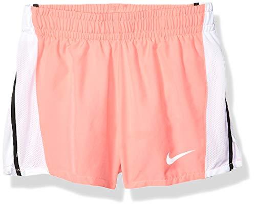 Nike - Pantalón corto seco para niña 10k2 Run