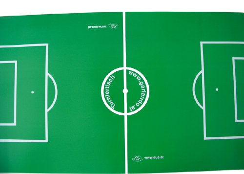 Garlando Spielfeldfolie grün