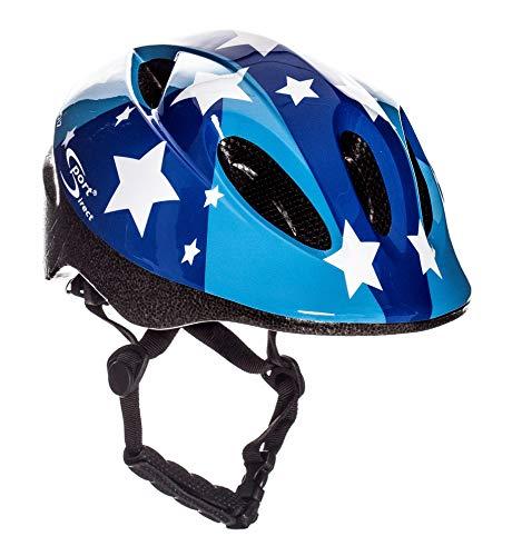 Sport DirectTM 11 Vent Casco Bici per Bambini, Blu...