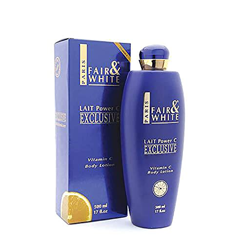 Fair and White Exclusive Body Lotion 400ml - with Vitamin C