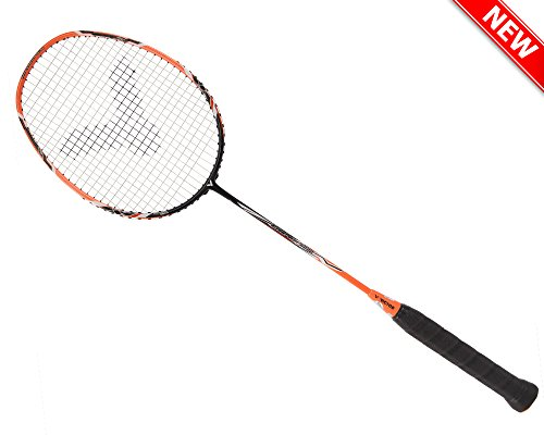 Victor Arrow Power 6000 High Tension Strung Badminton Racket...