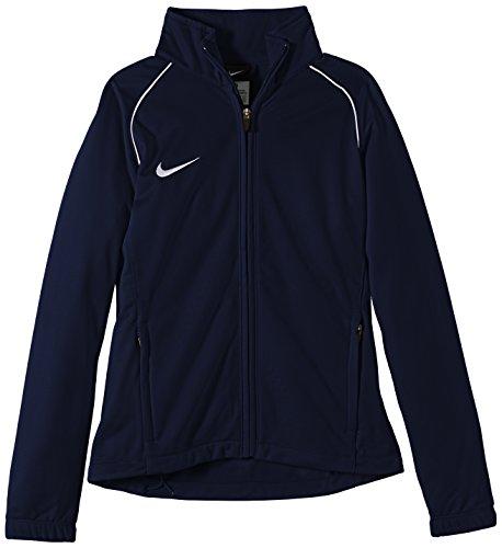 Nike Sideline Polyester Jacke WP WZ, Obsidian, L