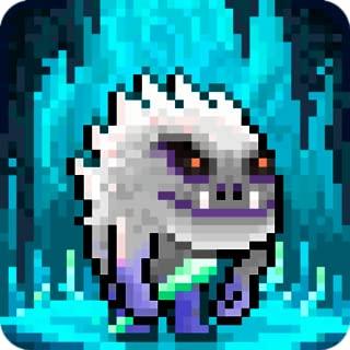 Monster Run. Free retro pixel-art arcade platformer game!