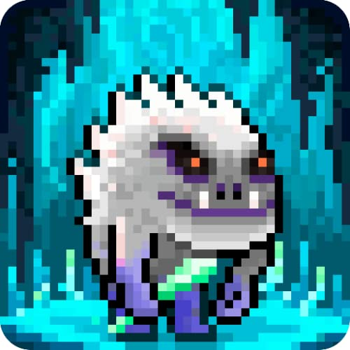 Monster Run. Juego gratis retro arcade de pixel art!