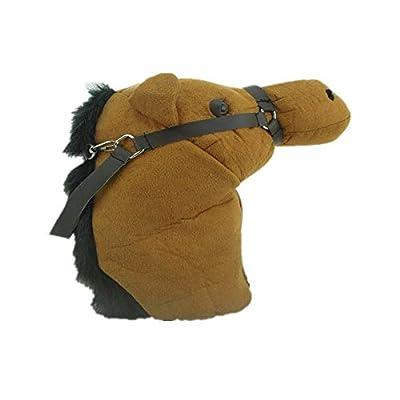 Cvbndfe Golf Putter Horse