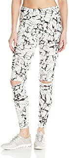 X by Gottex Womens XGT-614L Knee Cut Out Legging Leggings