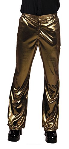 Boland 87142 Disco broek, goud, M/L