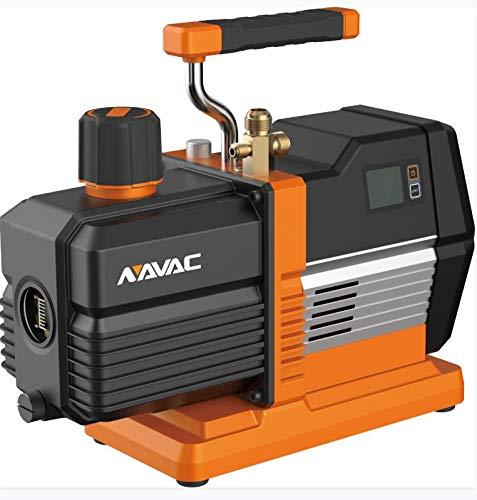 NAVAC NRP6Di Smart Vacuum Pump, 6 CFM