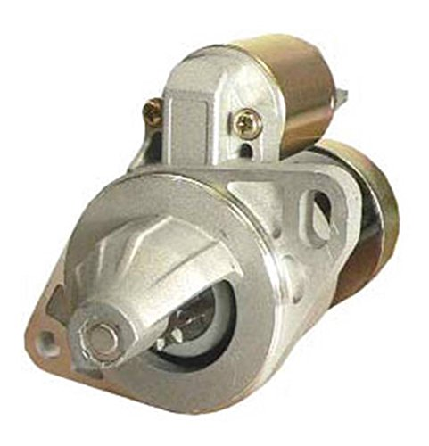 Rareelectrical NEW STARTER MOTOR COMPATIBLE WITH YANMAR 2T75U-N ENGINE S114-235A 119626-77010 119626-77011 AM809215, AM879204, M809215, TY25238, AM880978 228000-7470, 228000-7471, 428000-0600