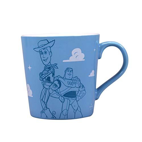 Half Moon Bay MUGBDC24 Taza de desayuno Toy Story, Hay un amigo...