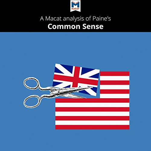 A Macat Analysis of Thomas Paine's Common Sense cover art