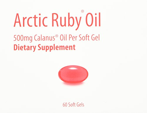Calanus Oil 500 Milligram, 60 Soft Gels