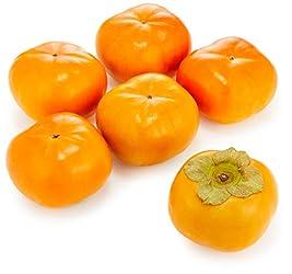 国内産 次郎柿 6個