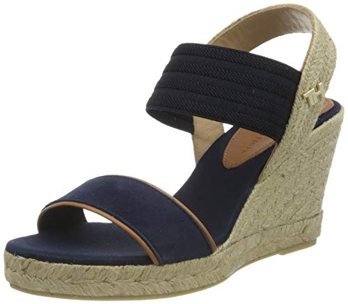 Tommy Hilfiger New Tommy Basic Opened Toe Wedge