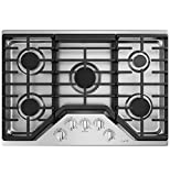 Café 30' Gas Cooktop Stainless Steel CGP70302NS1