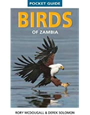 Guide Birds of Zambia (Pocket Guides)
