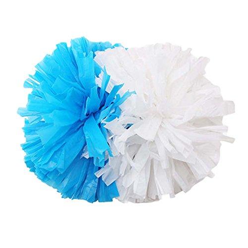 Black Temptation Cheerleading Hand Flowers Gymnastique Flower Ball Children's School Dance Square Dance Props #18